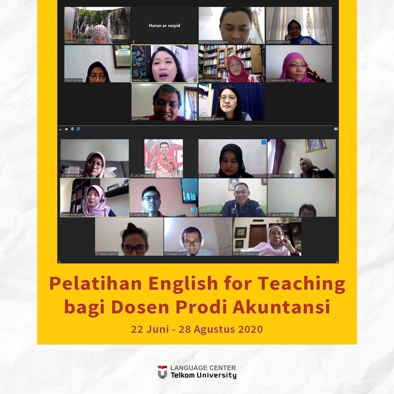 English for Teaching - Prodi Akuntansi